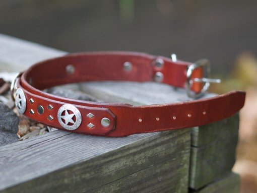 Custom Leather Dog Collars, Best Leather Dog Collars,kobicollars