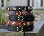 Custom Leather Dog Collars, Kobicollars