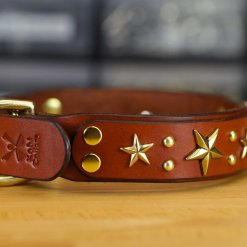 Stamped with our signature Kobi Collars logo