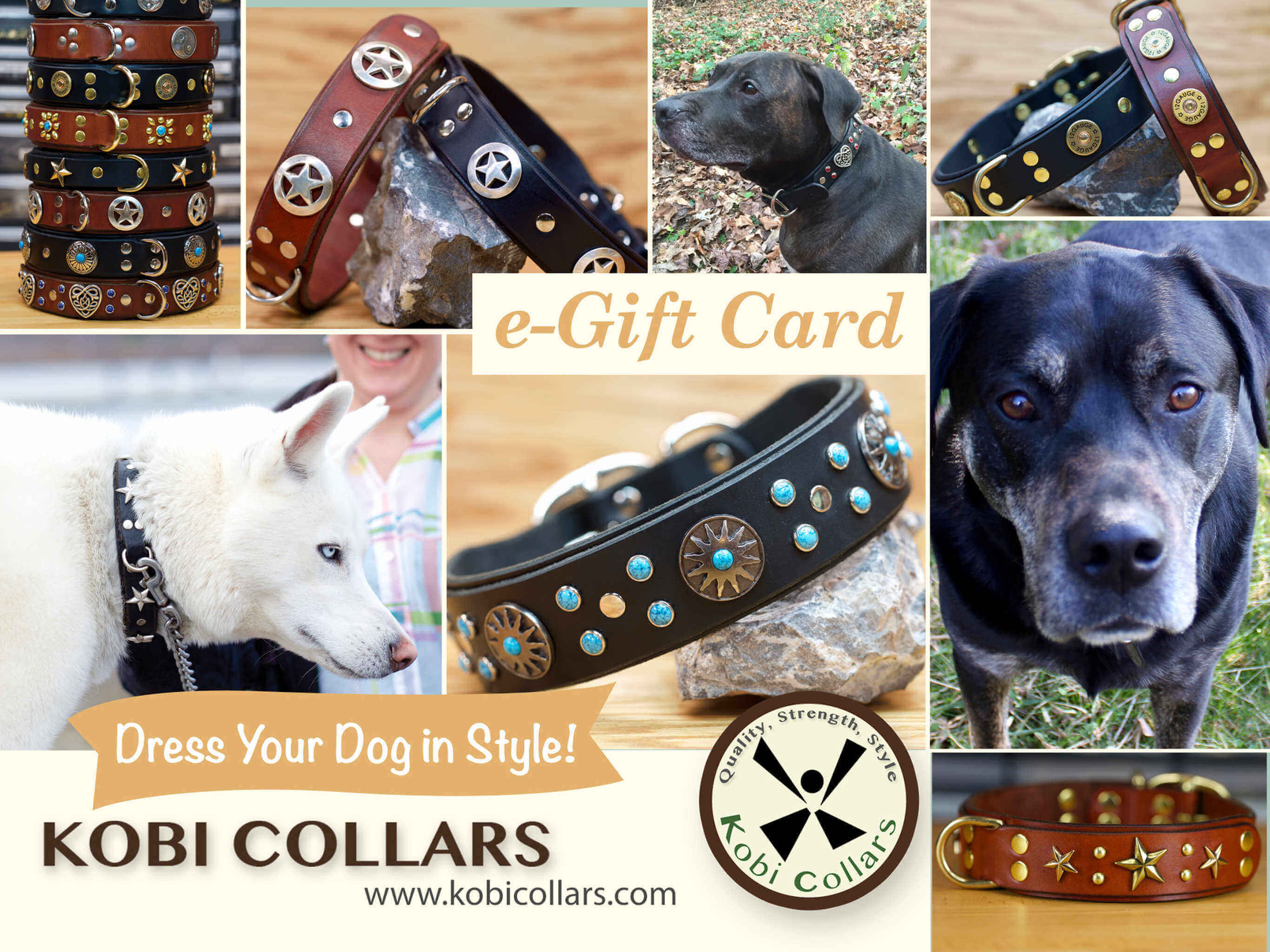Kobi Collars Gift Card